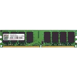 Image of Transcend TS128MLQ64V6U PC-Arbeitsspeicher Modul 1 GB 1 x 1 GB DDR2-RAM 667 MHz CL5