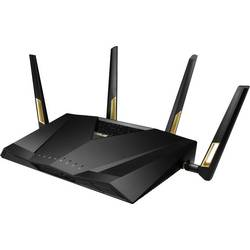 Wi-Fi router Asus RT-AX88U AX6000, 2.4 GHz, 5 GHz, 5 GHz