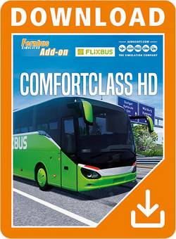 Image of Fernbus Simulator AddOn Comfort Class PC USK: 0