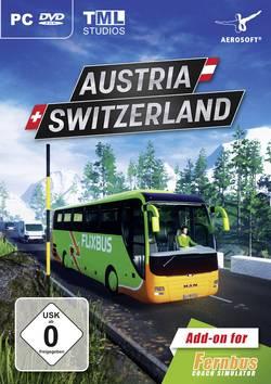 Image of Fernbus Simulator AddOn - Österreich/Schweiz PC USK: 0