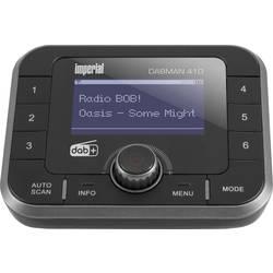 DAB+ rádio s výstupom bez reproduktorov Imperial DABMAN 410, AUX, Bluetooth, UKW, čierna