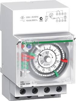 Časovač na DIN lištu Schneider Electric 15337, 230 V