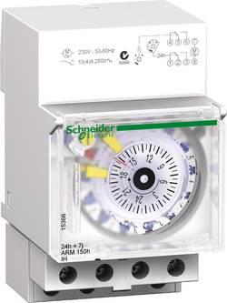 Časovač na DIN lištu Schneider Electric 15366, 230 V