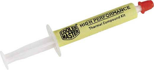 Wärmeleitpaste 4.18 W/mK 2 g Temperatur (max.): 170 °C Cooler Master HTK-002-U1-GP
