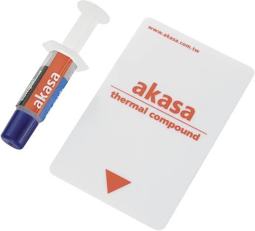Wärmeleitpaste 3.3 W/mK 3.5 g Temperatur (max.): 200 °C Akasa AK-460