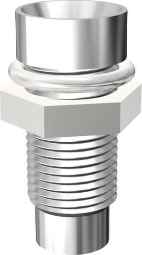 LED-Fassung Metall Passend für LED 3 mm Schraubbefestigung Signal Construct SMZ1069
