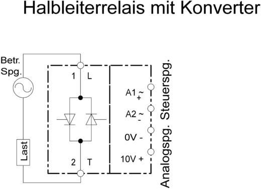 Siemens Halbleiterrelais 1 St. 3RF2900-0EA18