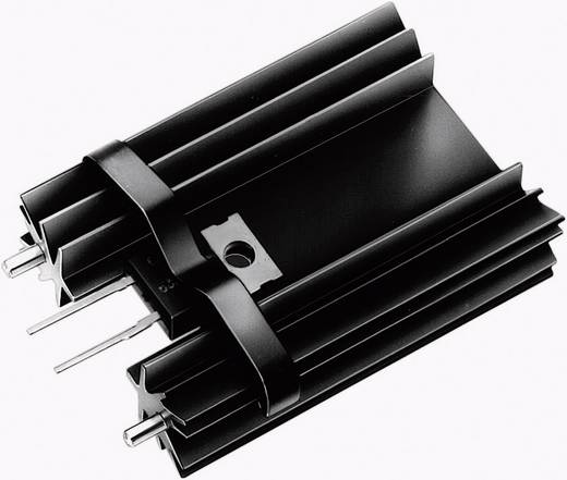 Fischer Elektronik SK 104 25,4 STC-220 + THF 104 Strangkühlkörper 14 K/W (L x B x H) 34.9 x 25.4 x 12.7 mm TO-220