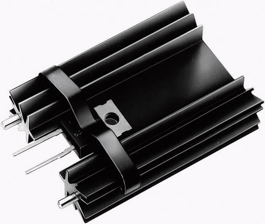 Strangkühlkörper 14 K/W (L x B x H) 34.9 x 25.4 x 12.7 mm TO-220 Fischer Elektronik SK 104 25,4 STC-220