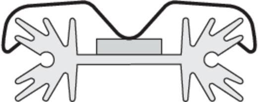 Strangkühlkörper 14 K/W (L x B x H) 34.9 x 25.4 x 12.7 mm TO-220 Fischer Elektronik SK 104 25,4 STC-220 + THF 104