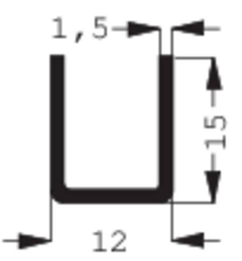 Kühlkörper 30 K/W (L x B x H) 25 x 12 x 15 mm SOT-32 Fischer Elektronik SK 12/25 SA 32