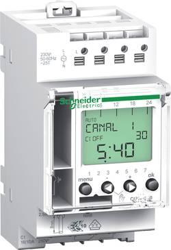 Časovač na DIN lištu Schneider Electric CCT15720, 230 V