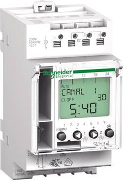 Časovač na DIN lištu Schneider Electric CCT15722, 230 V