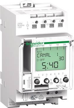 Časovač na DIN lištu Schneider Electric CCT15723, 230 V
