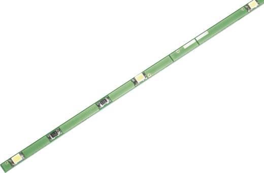 VOLTCRAFT LED-Beleuchtungs-Set, Lötfreies LED-Einsteiger-Set, warmweiß, 5er LED-Lichtleisten 2,7W
