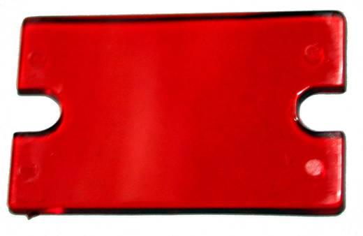 Filterscheibe Rot Strapubox FS 21 Rot