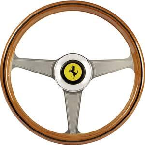 Thrustmaster Ferrari 250 Gto Vintage Wheel Addon Lenkrad Pc Holz Grau Kaufen