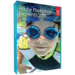 Image of Adobe Photoshop Elements 2019 - Box-Pack Vollversion, 1 Lizenz Mac, Windows Bildbearbeitung