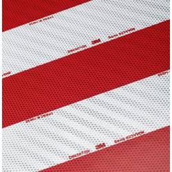 Výstražné značenie na kontajnery 3M 823i 10er (d x š) 705 mm x 141 mm, červená (reflexná), biela (reflexná), 1 sada