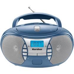 N/A Karcher RR 5025, AUX, CD, modrá