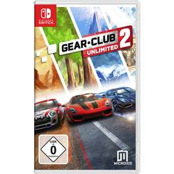Image of Gear.Club Unlimited 2 Nintendo Switch USK: 0