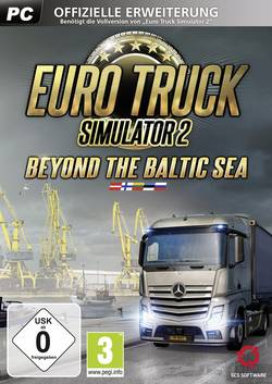 Image of Euro Truck Simulator 2: Beyond the Baltic Sea DLC PC USK: 0