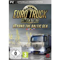 Image of Euro Truck Simulator 2: Beyond the Baltic Sea DLC PC USK: 0