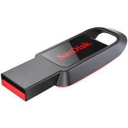 USB flash disk SanDisk Cruzer Spark™ SDCZ61-128G-G35, 128 GB, USB 2.0, čierna