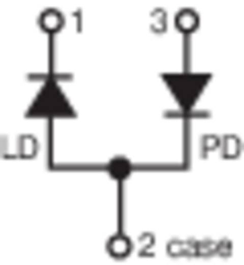Laserdiode Rot 655 nm 5 mW IMM Photonics QL65D5SA