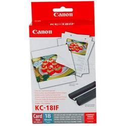 Image of Canon Selphy Photo Sticker Pack KC-18IF 7741A001 Fotodrucker Kassette (Tinte/Papier) 1 Pckg.