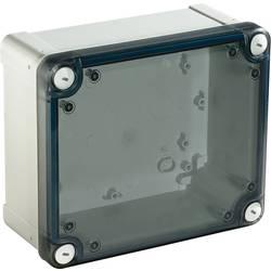 PC skrinka Schneider Electric NSYTBP1397T NSYTBP1397T, (š x v x h) 80 x 138 x 72 mm, polykarbonát, svetlo sivá (RAL 7035), 2 ks