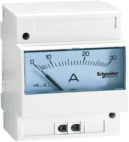 Analog Einbaumessgeräft mit Ampere Skala von Schneider Electric