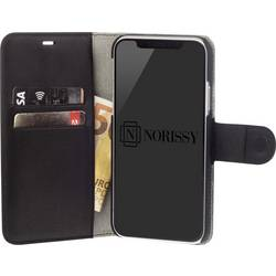 Norissy LederBook One, vhodný pre: Samsung Galaxy A5, čierna