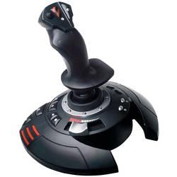 Thrustmaster T.Flight Stick X joystick USB PC, PlayStation 3 čierna, červená, strieborná