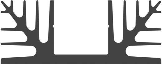 Kühlkörper 2.8 K/W (L x B x H) 37 x 88 x 35 mm Fischer Elektronik SK 08 37,5 SA