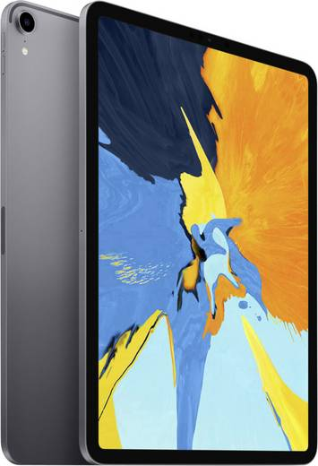 Apple iPad Pro 11 WiFi 256 GB Spacegrau