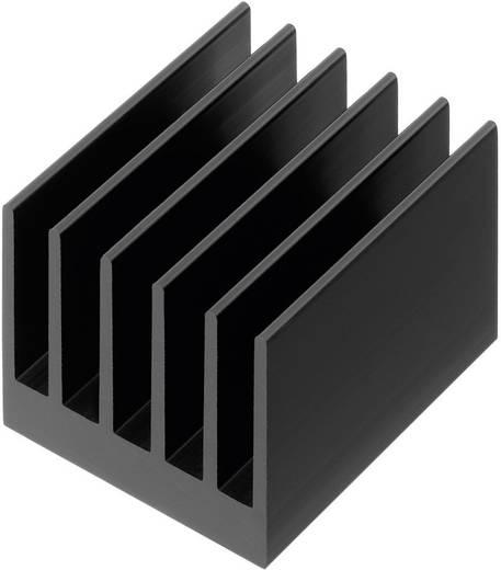 Profilkühlkörper 2.33 K/W (L x B x H) 200 x 40 x 35 mm Pada Engineering 8310/200/N