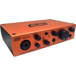 Image of Audio Interface ESI audio U22 XT Monitor-Controlling