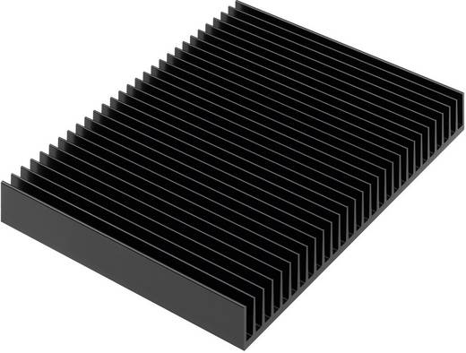Profilkühlkörper 1.18 K/W (L x B x H) 100 x 200 x 25 mm Pada Engineering 8232/100/N