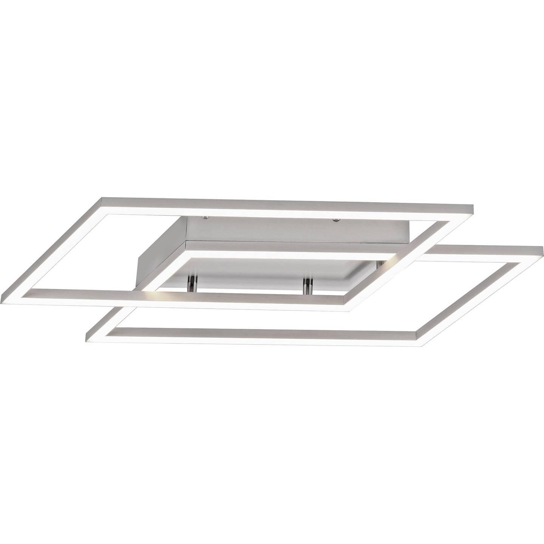 Paul Neuhaus INIGO 8192 55 LED Deckenleuchte 24 W Warm Weiß Edelstahl kaufen