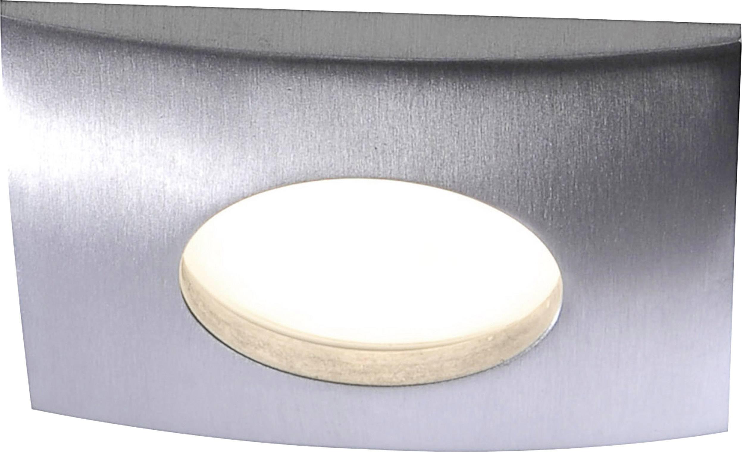 8 x 8 x 3 cm chrom Eisen 5.5 W Paul Neuhaus Einbauleuchte