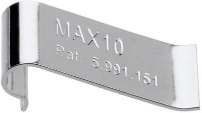 Clip per transistor Aavid Thermalloy MAX10G Adatto per: TO-220, MAX-220