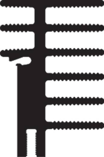 Kühlkörper 4.2 K/W (L x B x H) 50 x 30 x 45 mm Fischer Elektronik SK 481 50 SA + 2x THFU 2
