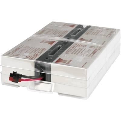 USV Batterypack AEG Power Solutions Passend für Modell (USV): AEG Protect D. 2000 Preisvergleich