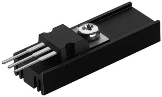 Fischer Elektronik SK 95 25 TO 220 Kühlkörper 40 K/W (L x B x H) 25 x 12.6 x 6.5 mm TO-220