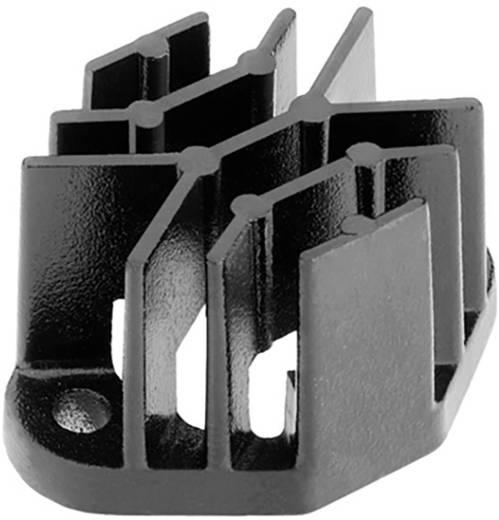 Kühlkörper 12 K/W (L x B x H) 40 x 27 x 19.1 mm TO-3 Fischer Elektronik AUFSATZKUEHLKOERPER