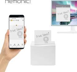 Termální s přímým tiskem nemonic Note Printer MIP-001W, Šířka etikety (max.): 80 mm, Bluetooth®, USB