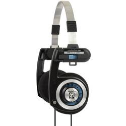 Hi-Fi slúchadlá On Ear KOSS PORTA PRO CLASSIC 145181397, čierna, strieborná