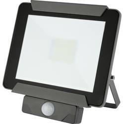 LED vonkajšie osvetlenie s PIR senzorom Emos Ideo 850EMIDS30WZS2731, 30 W, N/A, sivá