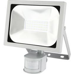 LED vonkajšie osvetlenie s PIR senzorom Emos Profi 850EMPR20WZS2720, 20 W, sivá